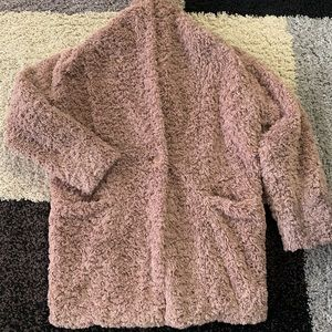 Wilfred plush (formerly grete) coat